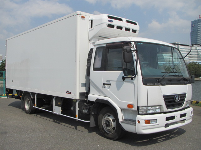 NISSAN Freezer with P/G BDG-MK36D