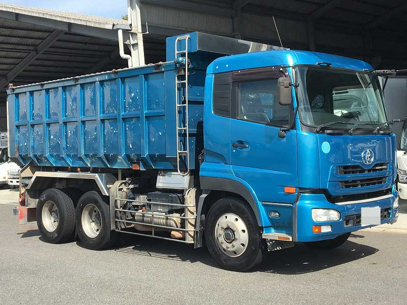 NISSAN Tipper(high side) ADG-CW4XL