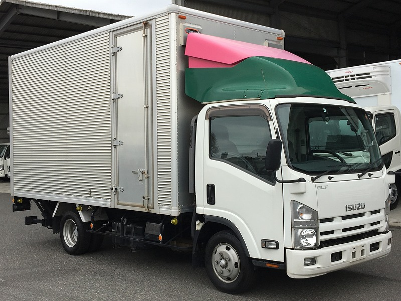 ISUZU Box with P/G TKG-NPR85AN