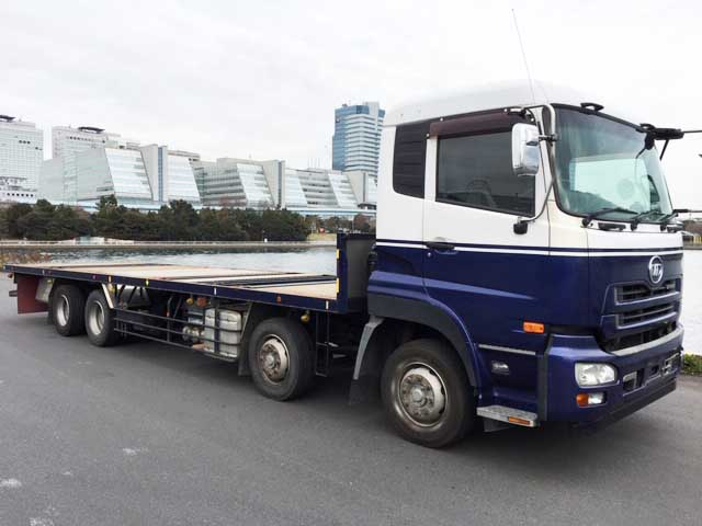 NISSAN Container carrier LKG-CG5ZA