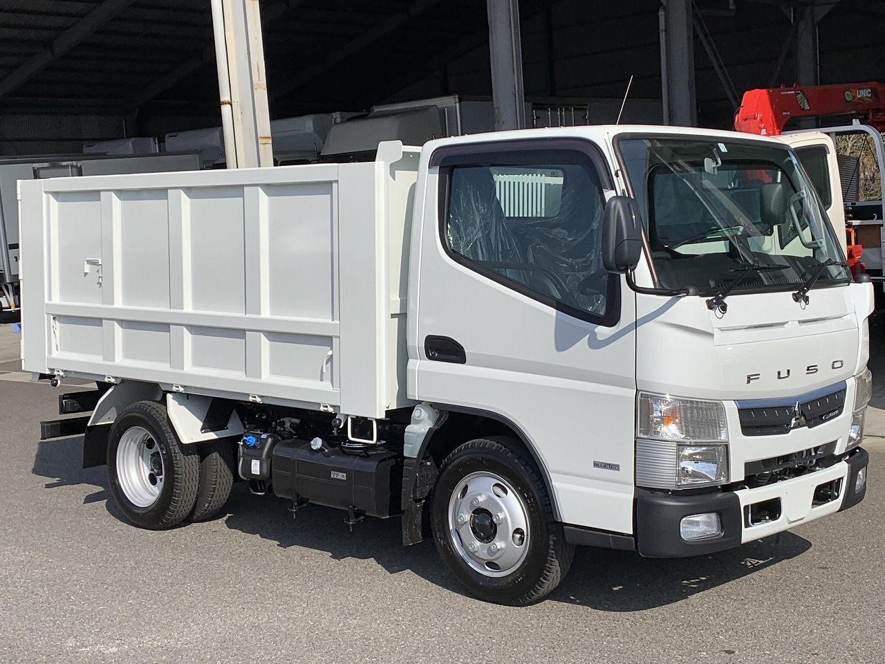 MITSUBISHI Tipper(high side) TPG-FBA60