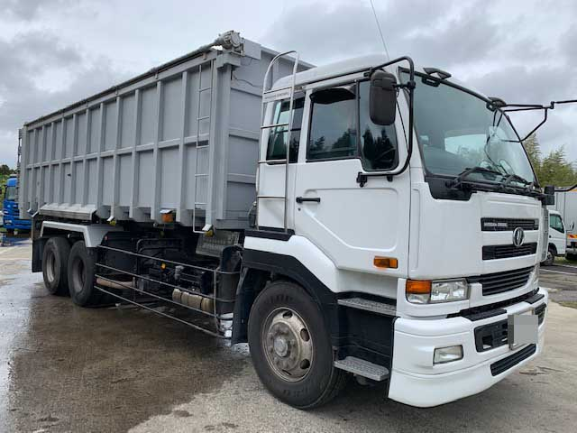 NISSAN Tipper(high side) KL-CD48E