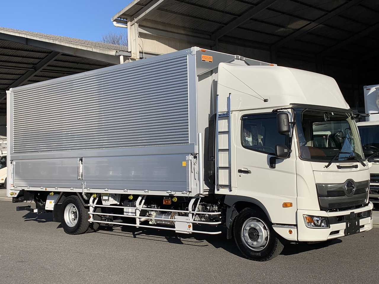 HINO Wing with P/G 2KG-FE2ABG