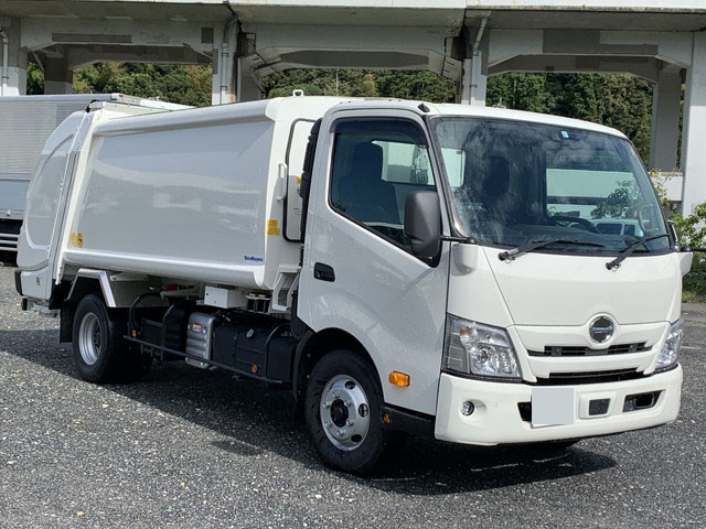 HINO Rubbish packer 2KG-XZU710M