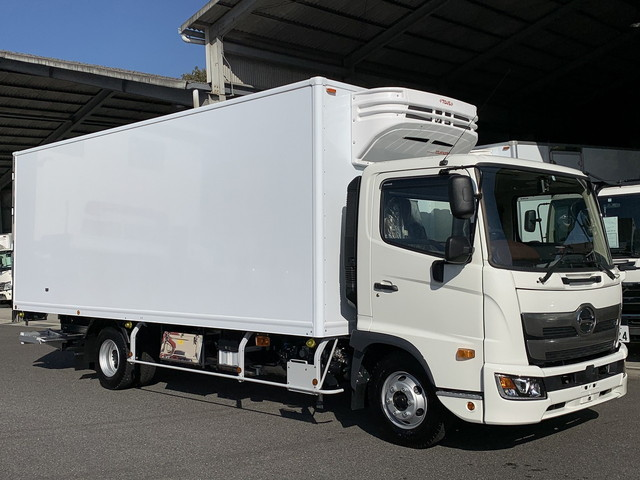 HINO Freezer with P/G 2KG-FC2ABA